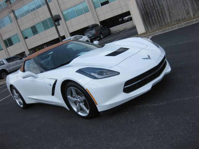 2014 Chevrolet Corvette Stingray 2LT Convertible Conshohocken, Pennsylvania 25