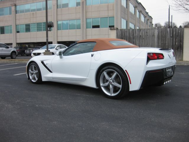 2014 Chevrolet Corvette Stingray 2LT Convertible Conshohocken, Pennsylvania 3