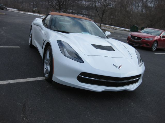 2014 Chevrolet Corvette Stingray 2LT Convertible Conshohocken, Pennsylvania 7
