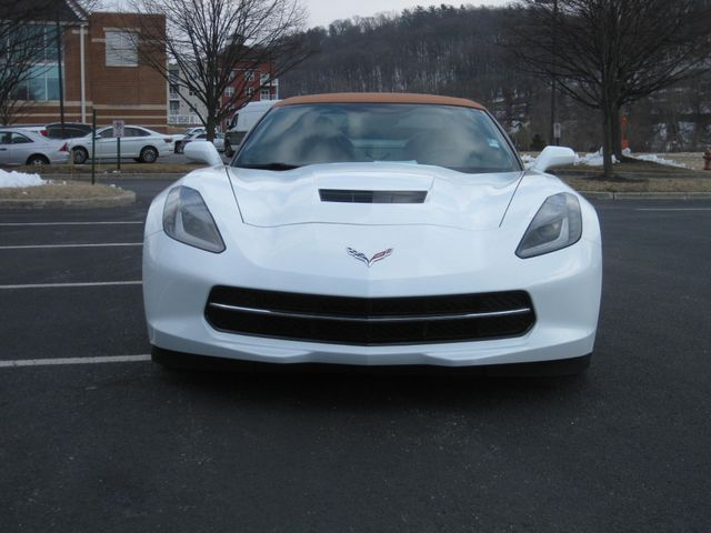 2014 Chevrolet Corvette Stingray 2LT Convertible Conshohocken, Pennsylvania 8