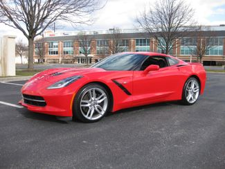 2014 Sold Chevrolet Corvette Stingray Z51 Conshohocken, Pennsylvania 1