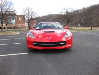2014 Sold Chevrolet Corvette Stingray Z51 Conshohocken, Pennsylvania 8