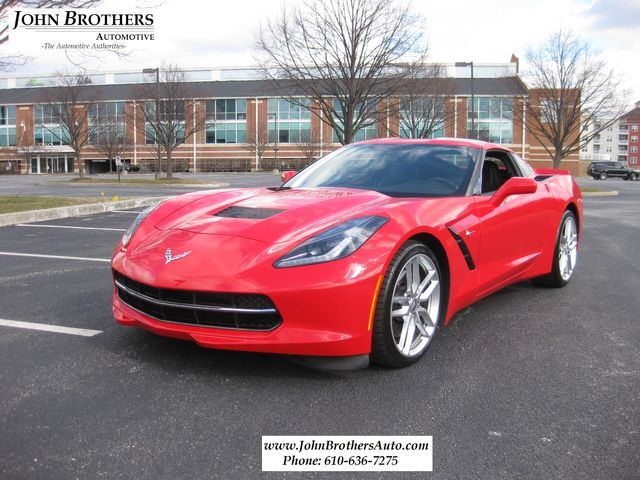2014 Sold Chevrolet Corvette Stingray Z51 Conshohocken, Pennsylvania 0