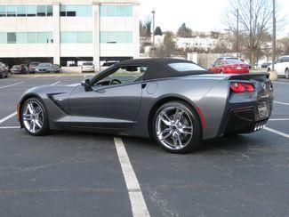 2014 Sold Chevrolet Corvette Stingray Convertible Z51 3LT Conshohocken, Pennsylvania 3