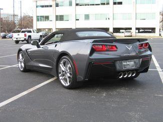 2014 Sold Chevrolet Corvette Stingray Convertible Z51 3LT Conshohocken, Pennsylvania 4
