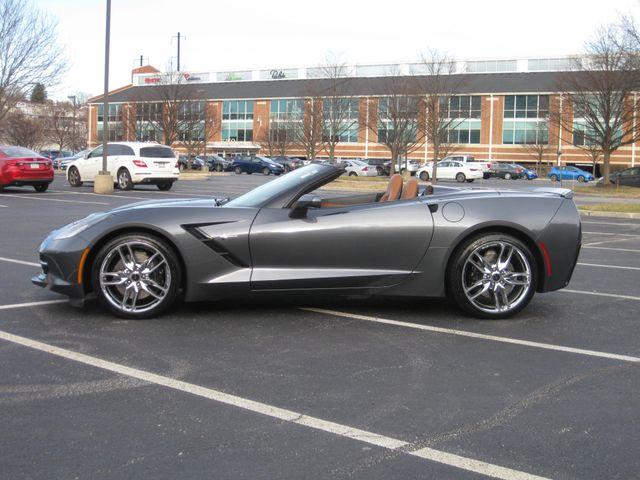 2014 Chevrolet Corvette Stingray Convertible Z51 3LT Conshohocken, Pennsylvania 17
