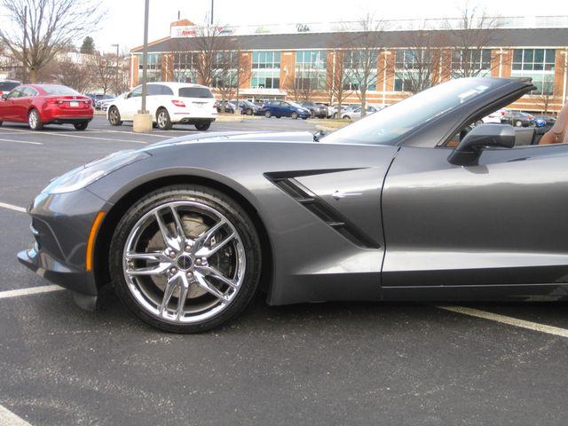 2014 Chevrolet Corvette Stingray Convertible Z51 3LT Conshohocken, Pennsylvania 20