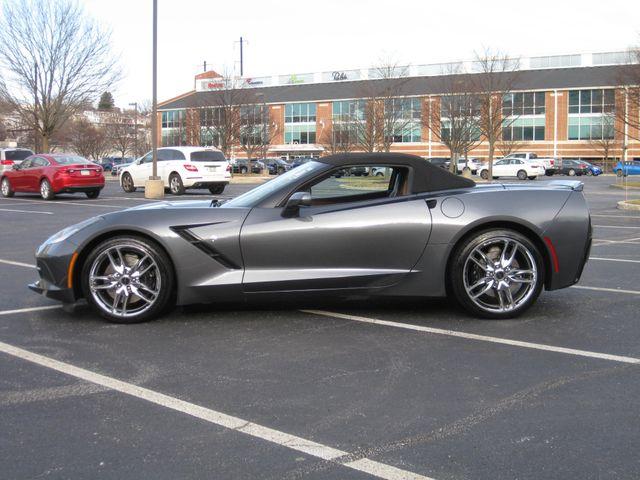 2014 Chevrolet Corvette Stingray Convertible Z51 3LT Conshohocken, Pennsylvania 2