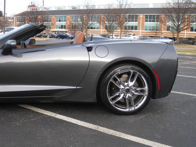 2014 Chevrolet Corvette Stingray Convertible Z51 3LT Conshohocken, Pennsylvania 22