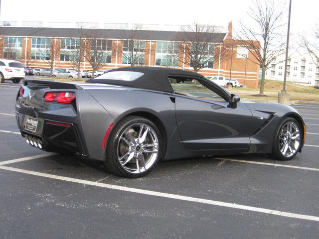 2014 Chevrolet Corvette Stingray Convertible Z51 3LT Conshohocken, Pennsylvania 28