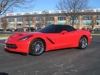 2014 Sold Chevrolet Corvette Stingray Convertible Z51 3LT Conshohocken, Pennsylvania 1