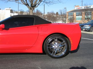 2014 Sold Chevrolet Corvette Stingray Convertible Z51 3LT Conshohocken, Pennsylvania 16