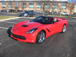 2014 Sold Chevrolet Corvette Stingray Convertible Z51 3LT Conshohocken, Pennsylvania 17