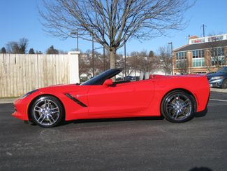 2014 Sold Chevrolet Corvette Stingray Convertible Z51 3LT Conshohocken, Pennsylvania 18