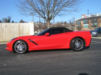 2014 Sold Chevrolet Corvette Stingray Convertible Z51 3LT Conshohocken, Pennsylvania 2