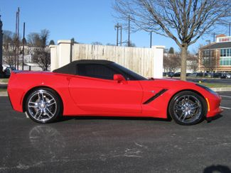 2014 Sold Chevrolet Corvette Stingray Convertible Z51 3LT Conshohocken, Pennsylvania 23