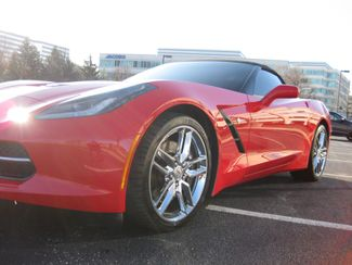 2014 Sold Chevrolet Corvette Stingray Convertible Z51 3LT Conshohocken, Pennsylvania 28