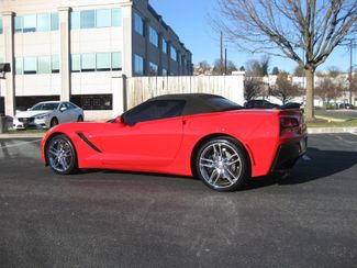 2014 Sold Chevrolet Corvette Stingray Convertible Z51 3LT Conshohocken, Pennsylvania 3