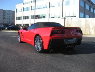 2014 Sold Chevrolet Corvette Stingray Convertible Z51 3LT Conshohocken, Pennsylvania 4