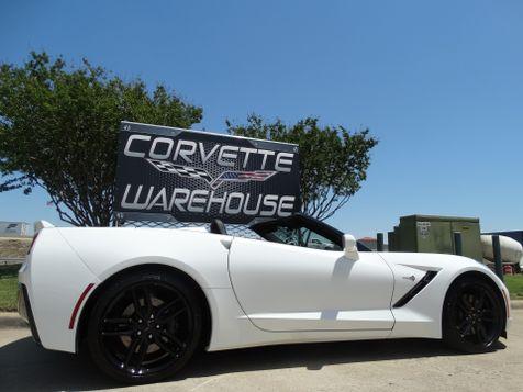 2014 Chevrolet Corvette Stingray Convertible 3LT, Z51, NAV, Black Alloys 16k!   Dallas, Texas   Corvette Warehouse  in Dallas, Texas
