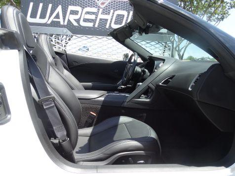 2014 Chevrolet Corvette Stingray Convertible 3LT, Z51, NAV, Black Alloys 16k! | Dallas, Texas | Corvette Warehouse  in Dallas, Texas