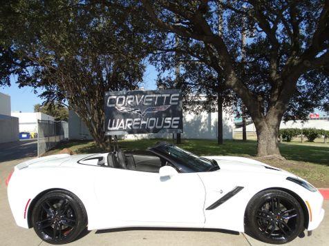 2014 Chevrolet Corvette Stingray Convertible 3LT, Z51, NAV, Black Alloys 18k! | Dallas, Texas | Corvette Warehouse  in Dallas, Texas