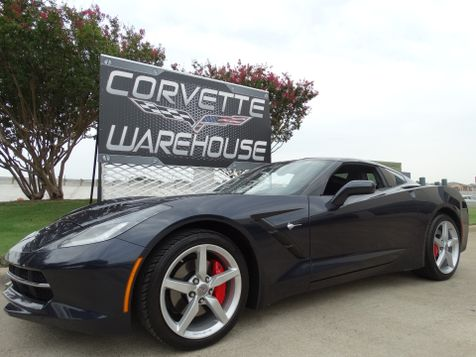 2014 Chevrolet Corvette Stingray Coupe 2LT, Auto, NAV, Alloy Wheels 58k! | Dallas, Texas | Corvette Warehouse  in Dallas, Texas