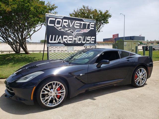 2014 Chevrolet Corvette Stingray Coupe 2LT, NAV, Auto, Chromes 82k