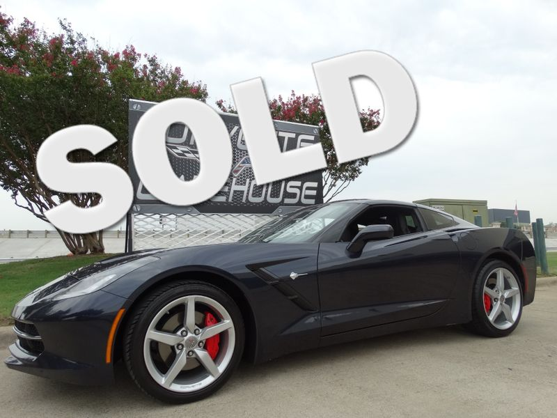 2014 Chevrolet Corvette Stingray Coupe 2LT, Auto, NAV, Alloy Wheels 58k! | Dallas, Texas | Corvette Warehouse