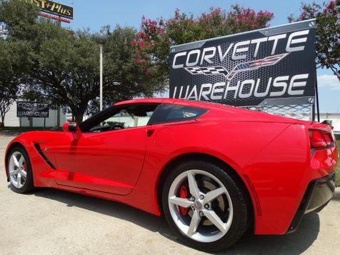2014 Chevrolet Corvette Stingray Coupe Auto, CD Player, Alloys, One-Owner Only 11k! | Dallas, Texas | Corvette Warehouse  in Dallas, Texas