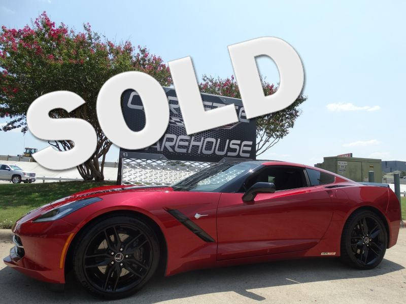 2014 Chevrolet Corvette Stingray Coupe Hennessey HPE 700, Z51, Auto, 1/100 Made! | Dallas, Texas | Corvette Warehouse