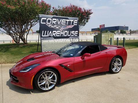 2014 Chevrolet Corvette Stingray Convertible Z51, 2LT, NAV, NPP, Chrome Wheels 30k | Dallas, Texas | Corvette Warehouse  in Dallas, Texas