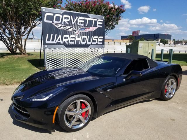 2014 Chevrolet Corvette Stingray Coupe 2LT, NPP, Automatic, Chrome Wheels! | Dallas, Texas | Corvette Warehouse  in Dallas Texas