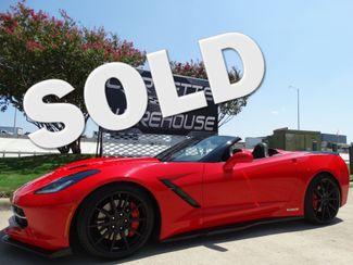 2014 Chevrolet Corvette Stingray Z51 3LT Hennessey HPE650 #1 of 100, Only 17k!   Dallas, Texas   Corvette Warehouse  in Dallas Texas