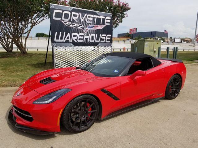 2014 Chevrolet Corvette Stingray Z51 3LT Hennessey HPE650 #1 of 100, Only 17k! | Dallas, Texas | Corvette Warehouse  in Dallas Texas