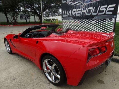 2014 Chevrolet Corvette Stingray Convertible 2LT, Auto, NAV, NPP, Chromes, Only 6k!   Dallas, Texas   Corvette Warehouse  in Dallas, Texas