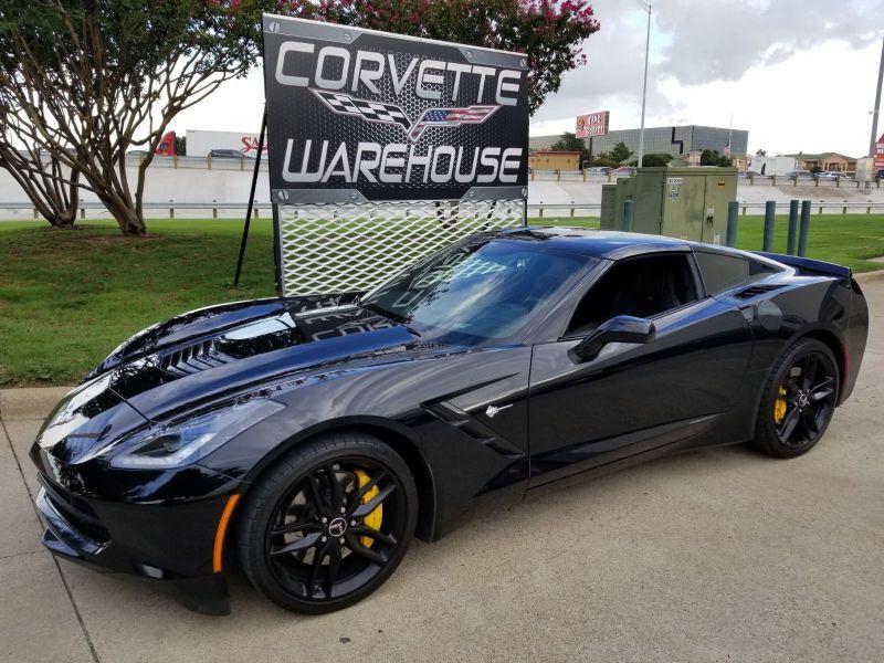 2014 Chevrolet Corvette Stingray Coupe Z51, 2LT, FE4, NPP, Automatic, Gorgeous 18k! | Dallas, Texas | Corvette Warehouse
