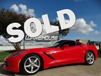 2014 Chevrolet Corvette Stingray 2LT, Nav, Chromes, Only 49k!   Dallas, Texas   Corvette Warehouse  in Dallas Texas