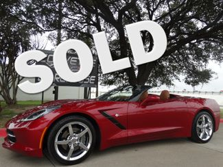 2014 Chevrolet Corvette Stingray Convertible 3LT, Auto, NAV, NPP, Chromes 56k! | Dallas, Texas | Corvette Warehouse  in Dallas Texas