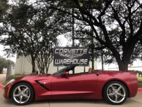 2014 Chevrolet Corvette Stingray Convertible 3LT, Auto, NAV, NPP, Chromes 56k! | Dallas, Texas | Corvette Warehouse  in Dallas, Texas