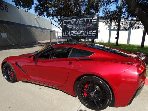 2014 Chevrolet Corvette Stingray Coupe Z51, 3LT, Auto, NPP, NAV, Black Alloys 36k! | Dallas, Texas | Corvette Warehouse  in Dallas, Texas