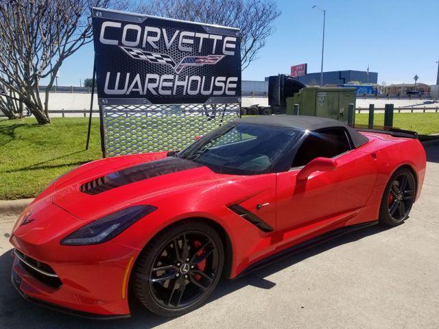 2014 Chevrolet Corvette Stingray Convertible Z51, 2LT, NAV, NPP, Black Alloys 43k!   Dallas, Texas   Corvette Warehouse  in Dallas Texas