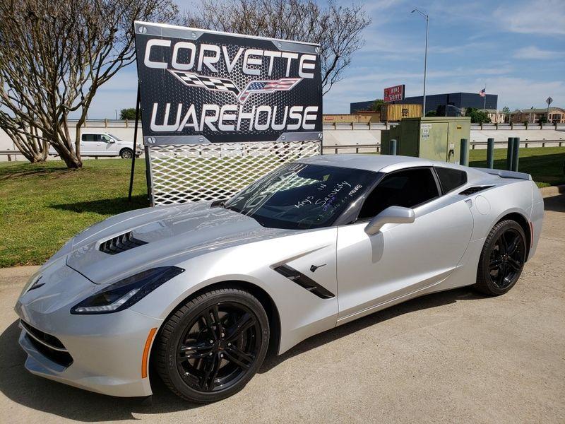 2014 Chevrolet Corvette Stingray Coupe Z51 2LT, NAV, NPP, FE4, Black Alloys 43k! | Dallas, Texas | Corvette Warehouse