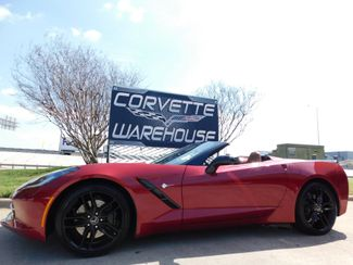 2014 Chevrolet Corvette Stingray Convertible Z51, 2LT, FE4, NPP, NAV,16k in Dallas, Texas 75220