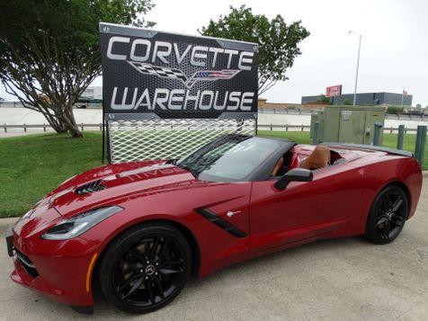 2014 Chevrolet Corvette Stingray Conv  Z51, 2LT, NPP, NAV, FE4, Blk Wheels 14k! | Dallas, Texas | Corvette Warehouse  in Dallas, Texas
