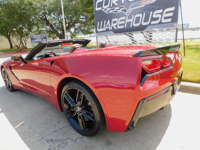 2014 Chevrolet Corvette Stingray Convertible Z51, 2LT, FE4, NPP, NAV, 20k Miles in Dallas, Texas 75220