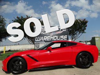 2014 Chevrolet Corvette Stingray Coupe 2LT, Auto, NAV, NPP, Black Wheels, Only 57k! | Dallas, Texas | Corvette Warehouse  in Dallas Texas