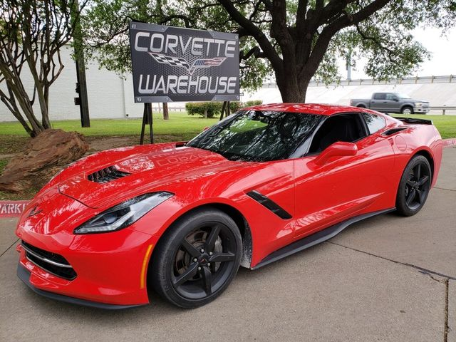 2014 Chevrolet Corvette Stingray Coupe 2LT, Auto, NAV, NPP, Black Wheels, Only 57k! | Dallas, Texas | Corvette Warehouse  in Dallas Texas
