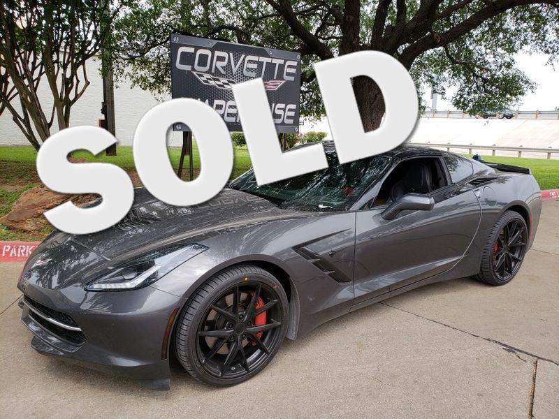 2014 Chevrolet Corvette Stingray Coupe Z51, 3LT, FE4, NAV, NPP, Black Wheels!   Dallas, Texas   Corvette Warehouse