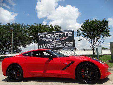 2014 Chevrolet Corvette Stingray Coupe 2LT, 7 Speed, NAV, NPP, Black Wheels 39k! | Dallas, Texas | Corvette Warehouse  in Dallas, Texas